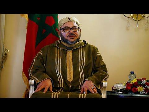 شاهد الملك محمد السادس مسيرة 20 عامًا من التغلب على التحديات داخليًا وخارجيًا