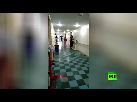 شاهد حفل فيروس كورونا جماعي في إيران