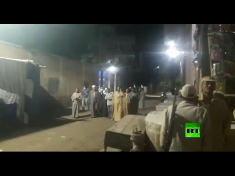 شاهد وفاة الشيخ محمد محمود الطبلاوي نقيب قراء ومحفظي القرآن في مصر
