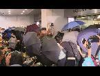 عشرات المتظاهرين المؤيدين للديمقراطية يمثلون أمام القضاء في هونغ كونغ