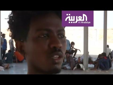 شاهد مهاجر إريتري يروي تفاصيل مرعبة عن رحلة الهجرة غير الشرعية