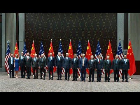 بكين تعلن عن جولة جديدة من المحادثات التجارية مع واشنطن