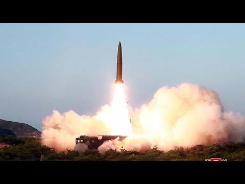 كوريا الشمالية تُطلق صواريخ باليستية جديدة للمرة الثالثة في ثمانية أيام