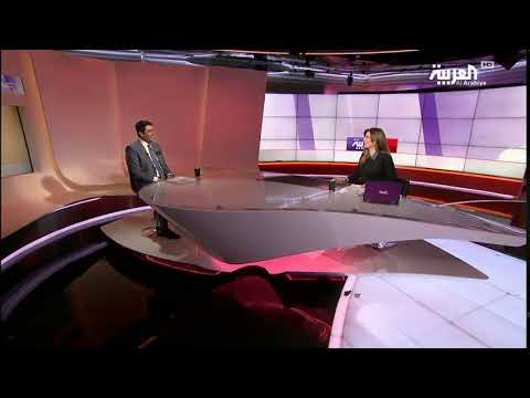 شاهد مذيعة السياسة تقتحم الرياضة على العربية