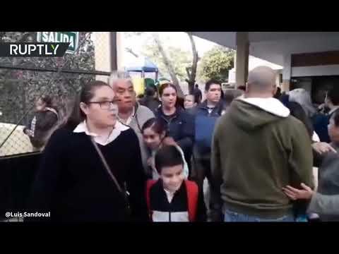 شاهد طفل يطلق النار في مدرسة مكسيكية
