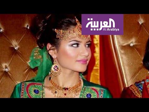 شاهد شباب أفغاني يُنظم أول عرض أزياء في الهواء الطلق