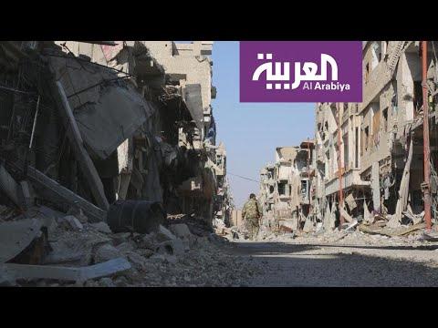 شاهد رحلة المخاطر لتقفي آثار وكنوز سورية المنهوبة