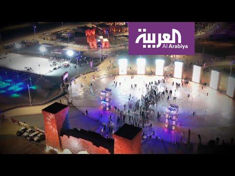 تًشارك بموروثها الثقافي والاجتماعي ضمن حي العرب