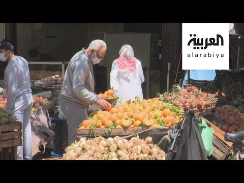شاهد أسواق رمضان في المغرب في زمن الكورونا تباعد إجتماعي والتزام بالقواعد