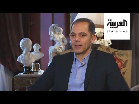 شاهد حوار رامي عادل إمام يكشف كواليس حياة الزعيم