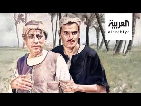 شاهد أيمن الإمام فنان يجسد الشارع المصري في لوحات