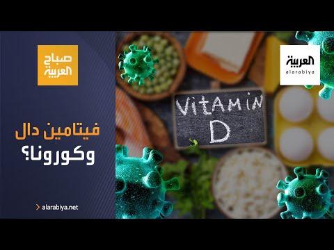شاهد ما علاقة فيتامين دال بـكورونا