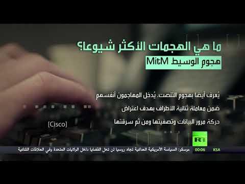 شاهد تعرّف على الهجمات الإلكترونية الأكثر شيوعًا